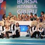 22. Türk Dünyası Çocuk Şöleni'ne Katılan Gruplarımız Borsa İstanbul'da