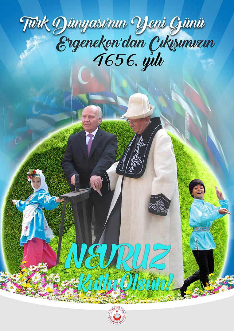 Nevruz / Ergenekon'dan Çıkışımızın 4656. Yıldönümü Kutlama Programı