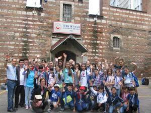 20. Türk Dünyası Çocuk Şöleni Gidişler