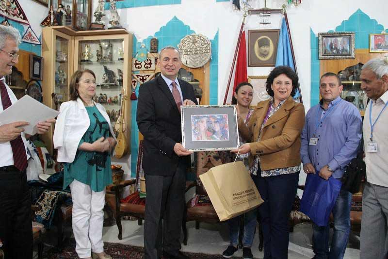 20. Türk Dünyası Çocuk Şöleni Kabul