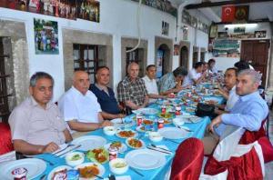 20. Türk Dünyası Çocuk Şöleni Şükran Yemeği