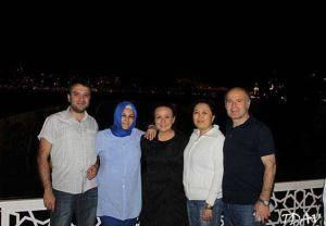 21. Türk Dünyası Çocuk Şöleni Çengelköy Yemek