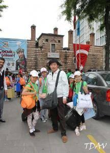 21. Türk Dünyası Çocuk Şöleni Gidişler