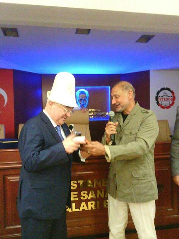 21. Türk Dünyası Çocuk Şöleni İstesob Yemek