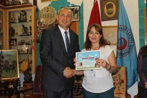 21. Türk Dünyası Çocuk Şöleni Kabul