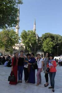 21. Türk Dünyası Çocuk Şöleni Son Gün