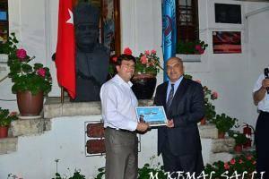 21. Türk Dünyası Çocuk Şöleni Şükran Yemeği