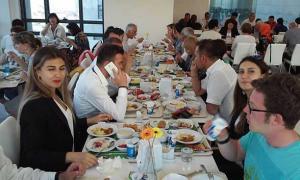 21. Türk Dünyası Çocuk Şöleni Zeytinburnu Belediyesi Yemek