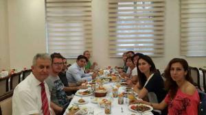 21. Türk Dünyası Çocuk Şöleni İbb Zeytinburnu Yemek