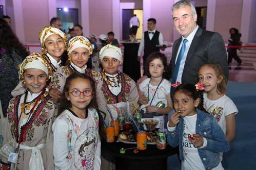 22. Türk Dünyası Çocuk Şöleni - Borsa İstanbul