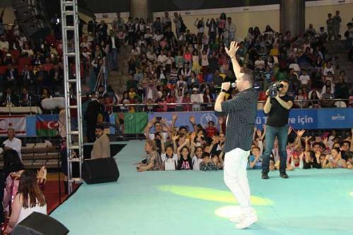 22. Türk Dünyası Çocuk Şöleni - Büyük Gösterisi