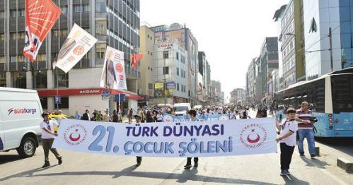 22. Türk Dünyası Çocuk Şöleni-2