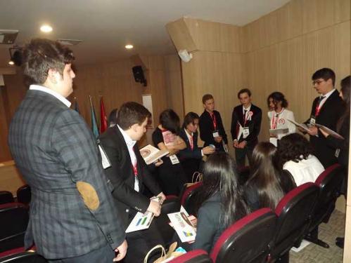 Türk Dünyası İşbirliği Konseyi İkinci Çalıştayına Katıldık