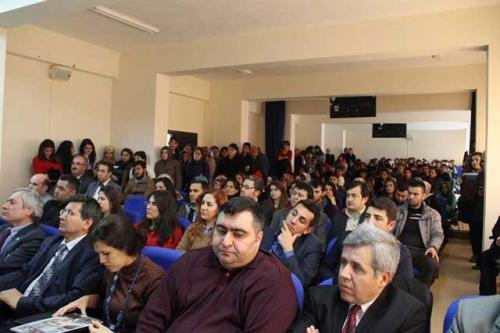 Gençlik Kolları - Vefatının 100. Yılında İsmail Gaspıralı Konferansları - 2