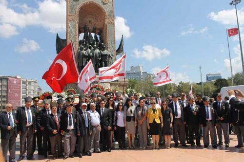 Kıbrıs Barış Harekatı'nın 39. Yıldönümünü Kutladık