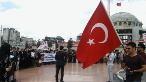 Türk Ordusunun 20 Temmuz 1974'de Gerçekleştirdiği Mutlu Barış Harekatı'nın 44. Yıldönümünü Kutladık