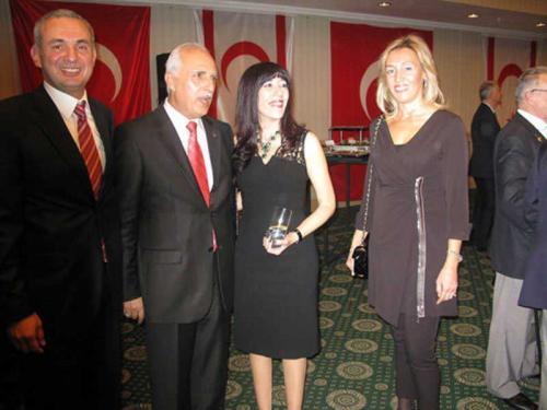 Kuzey Kıbrıs Türk Cumhuriyeti'nin Kuruluşunun 30. Yıldönümünü  Kutladık