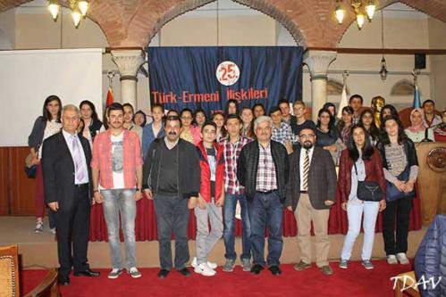 Eğirdir Prof. Dr. Turan Yazgan Anadolu Lisesini Konuk Ettik