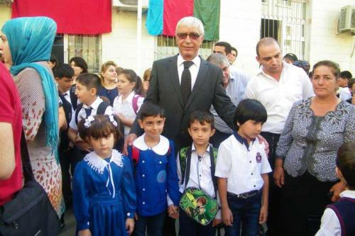 Türk Dünyası Bakü Atatürk Lisesi 2014 Mezuniyet Töreni