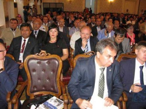 12. Uluslararası Türk Dünyası Sosyal Bilimler Kongresi