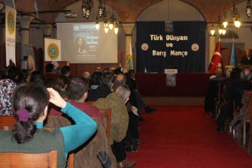 Turan Kültür Merkezi - Barış Manço ve Türk Dünyası
