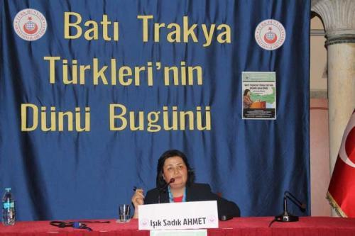 Turan Kültür Merkezi - Batı Trakya Türklerinin Dünü Bugünü