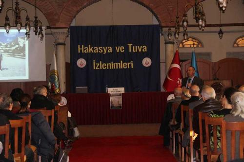 Turan Kültür Merkezi - Hakasya ve Tuva İzlenimleri