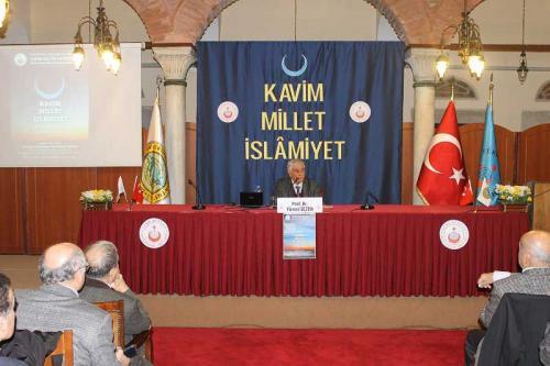 Turan Kültür Merkezi - Kavim, Millet, İslamiyet