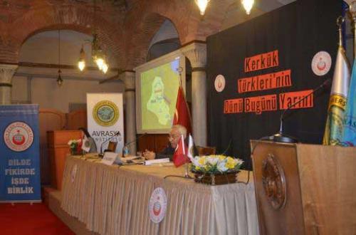 Turan Kültür Merkezi - Kerkük Türklerinin Dünü, Bugünü, Yarını