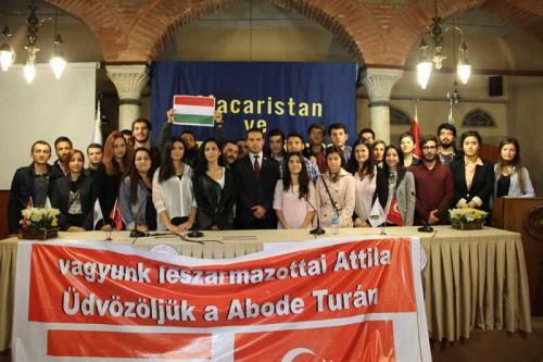 Turan Kültür Merkezi - Macaristan ve Türk Dünyası - Gabor Vona