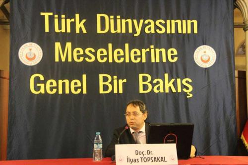 Turan Kültür Merkezi - Türk Dünyasının Meselelerine Genel Bir Bakış