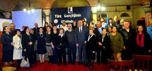 Turan Kültür Merkezi - Türk Gençliğinin Gözünden; Prof. Dr. Turan Yazgan
