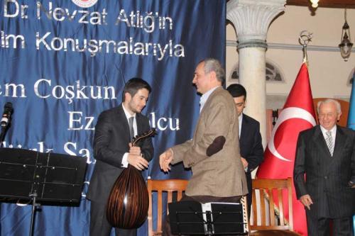 Turan Kültür Merkezi - Türk Sanat Müziği Konseri - Gizem Coşkun ve Ezgi Yolcu