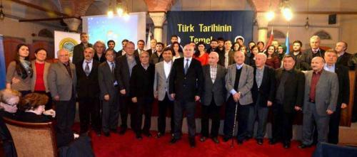 Turan Kültür Merkezi - Türk Tarihinin Temel Dinamikleri