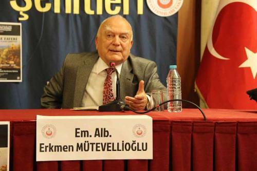 Turan Kültür Merkezi - Türk Tıp Bayramı - 16 Mart Şehitleri - Çanakkale Zaferi