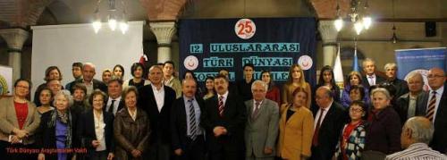 Turan Kültür Merkezi - 12. Uluslararası Türk Dünyası Sosyal Bilimler Kongresi ve Tataristan İzlenimleri