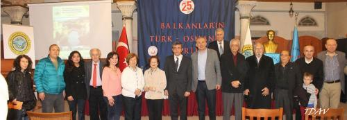 Turan Kültür Merkezi - Balkanların Türk-Osmanlı Tarihi