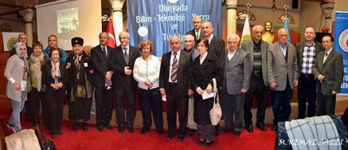 Turan Kültür Merkezi - Dünyada Bilim - Teknoloji Yarışı ve Türkiye