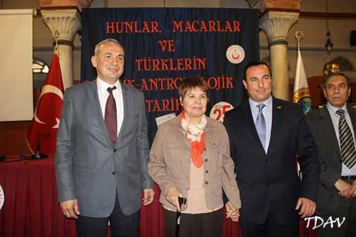 Turan Kültür Merkezi - Hunlar, Macarlar ve Türklerin Genetik-Antropolojik Tarihi