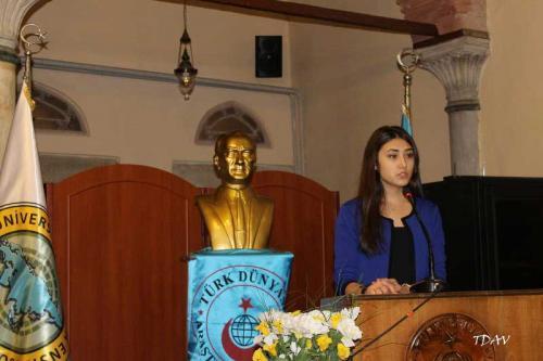 Turan Kültür Merkezi - Milliyetçilik Tarihimizde Atsız'ın Yeri