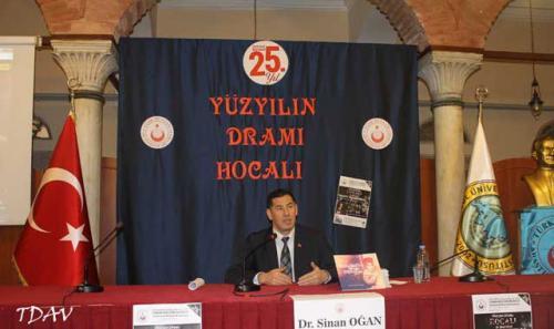 Turan Kültür Merkezi - Yüzyılın Dramı Hocalı