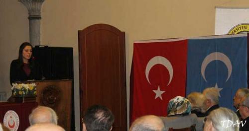 Turan Kültür Merkezi - Doğu Türkistan Dramı