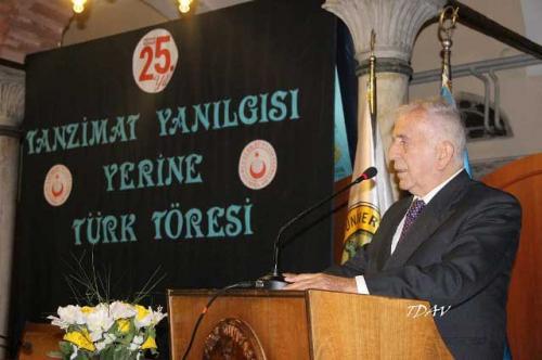 Turan Kültür Merkezi - Tanzimat Yanılgısı Yerine Türk Töresi