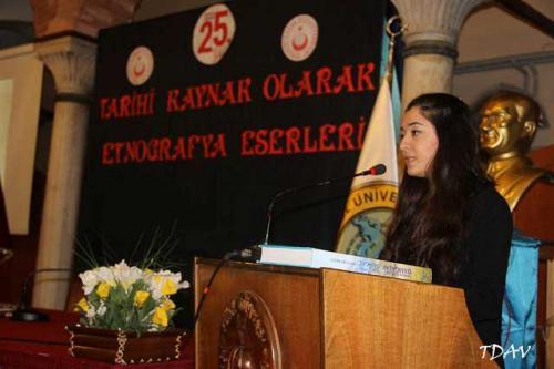 Turan Kültür Merkezi - Tarihî Kaynak Olarak Etnografya Eserleri