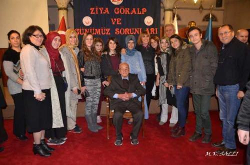 Turan Kültür Merkezi - Ziya Gökalp ve Düşünce Sistemi