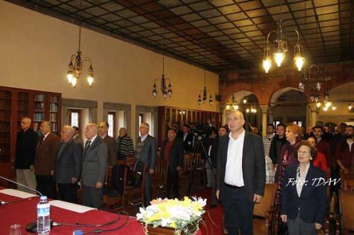 "Turan Kültür Merkezi - Atatürk'ü Anarken ""Yurtta Sulh Cihanda Sulh"""