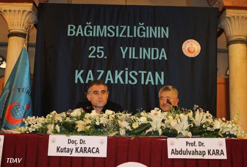 Turan Kültür Merkezi - Bağımsızlığının 25. Yılında Kazakistan