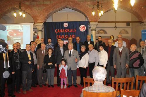 Turan Kültür Merkezi - Çanakkale Savaşları