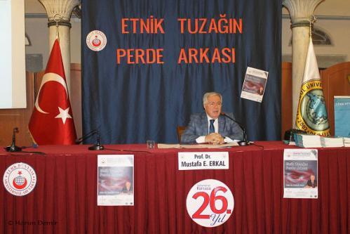 Turan Kültür Merkezi - Etnik Tuzağın Perde Arkası
