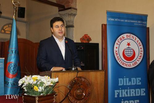 Turan Kültür Merkezi - Güney Azerbaycan Türklüğü